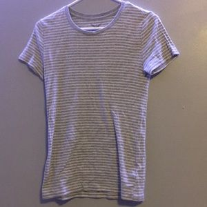 Faded Glory size S/CH 97% cotton 3% spandex stripe